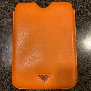 Authentic Prada iPad Mini Case